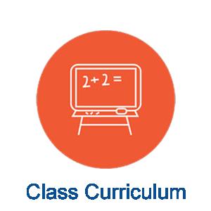 Goldsworthy Class Curriculum