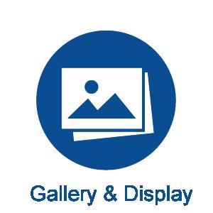 Goldsworthy Class Gallery & Display