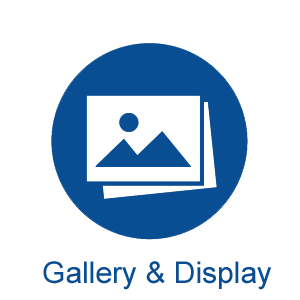 Klimt Class Gallery & Display